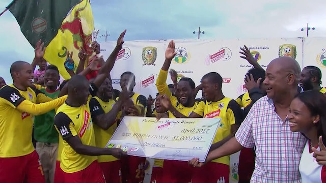 2016-2017 RSPL Highlights Matchday 33 - HLFC vs TGFC