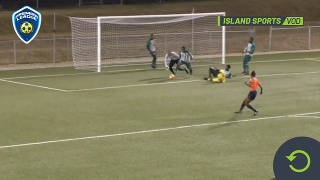 BDF v. Weymouth Wales - Championship FINAL Leg 2