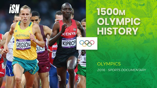 Stories of the Olympic Games - 1500m