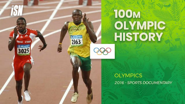 Stories of the Olympic Games - 100m