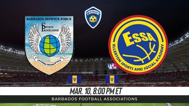 Barbados Defense Force v. Ellerton