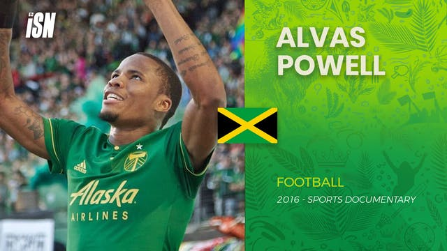 Alvas Powell from Jamaica to Portland...