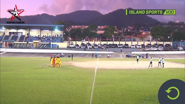 FINAL: Queen's Park CC v Cunupia FC