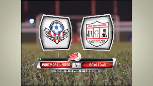 2012-2013 RSPL Highlights Matchday 25 - PUFC vs BTFC