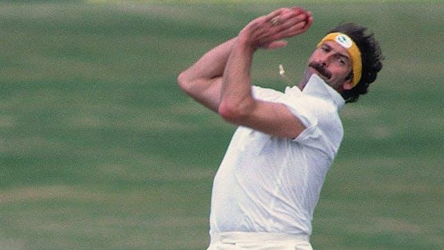 1979-1980 AUS vs WI Third Test (Day 3)