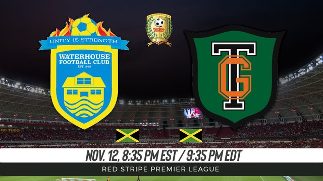 Waterhouse FC v Tivoli Gardens FC