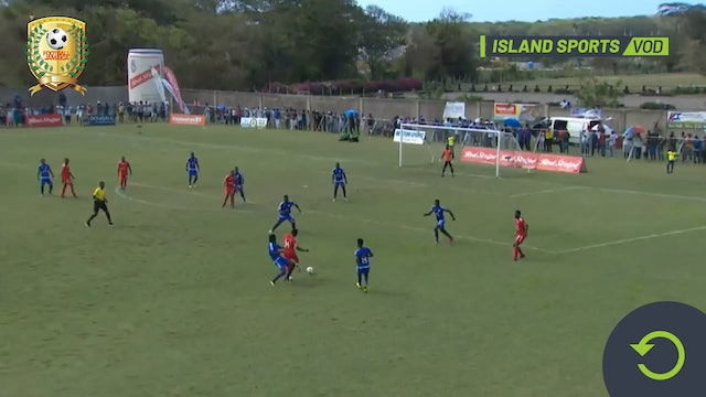 Mount Pleasant v. UWI - Quarter Finals Leg 2