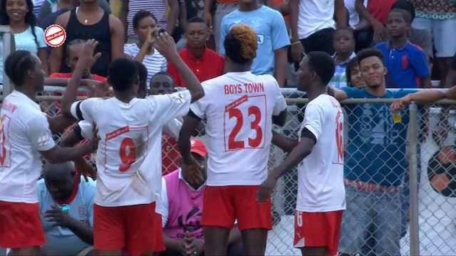 2016-2017 RSPL Highlights Matchday 25 - TGFC vs BTFC