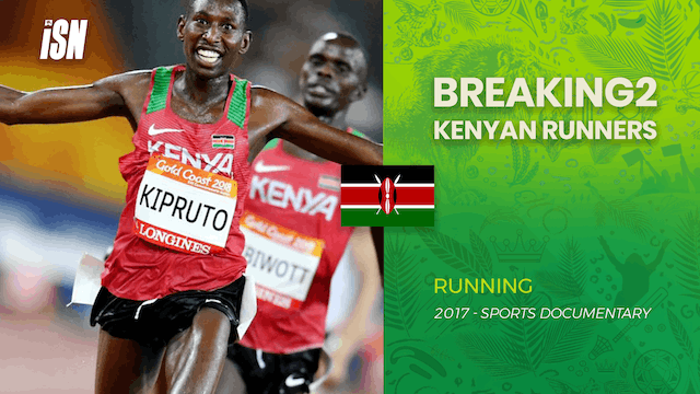 Breaking2 - Kenyan Runners Documentary