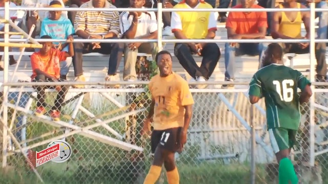 RSPL Feature - Navian Boyd from Tivoli Gardens FC