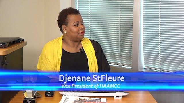 What's Up Haitian! - Djenane StFleure
