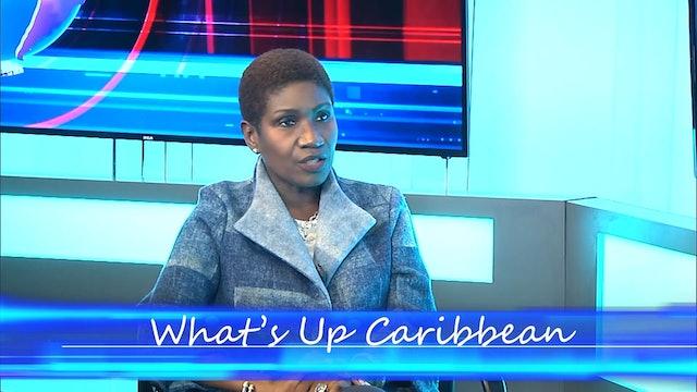 What's Up Caribbean - GEPSIE METELLUS SANT LA