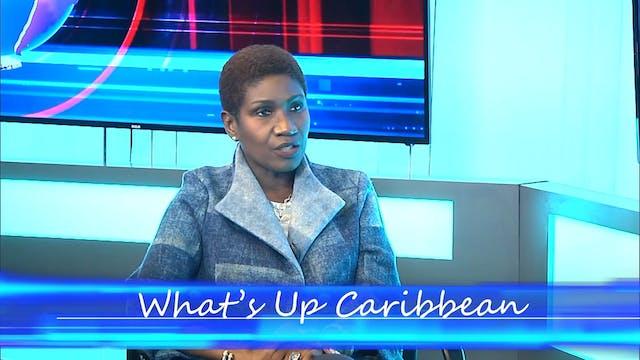What's Up Caribbean - GEPSIE METELLUS...