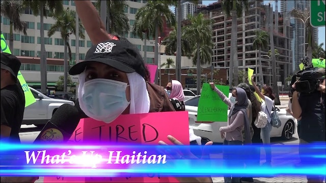 What's Up Haitian! - North Miami Police