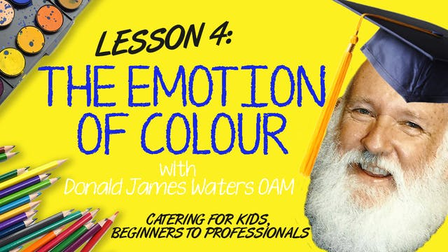 Lesson 4 - The Emotion of Colour