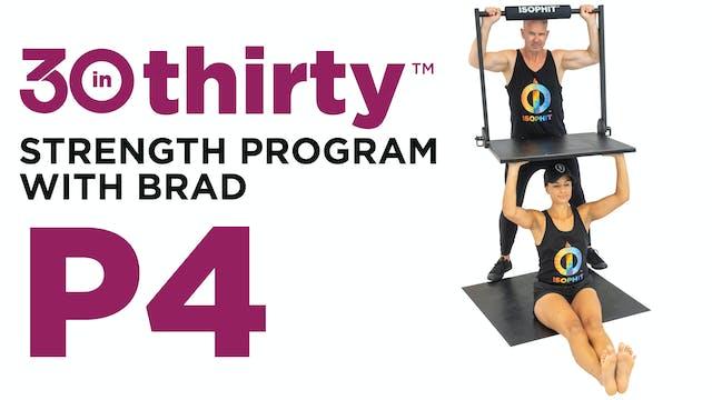 Isophit™ Strength Training Program 4