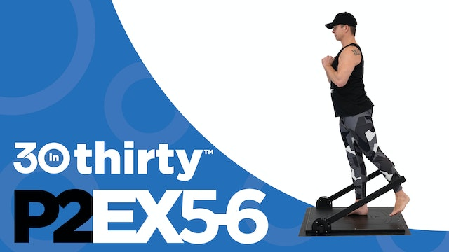 Hip Extension with External Rotation [P2EX5-6]