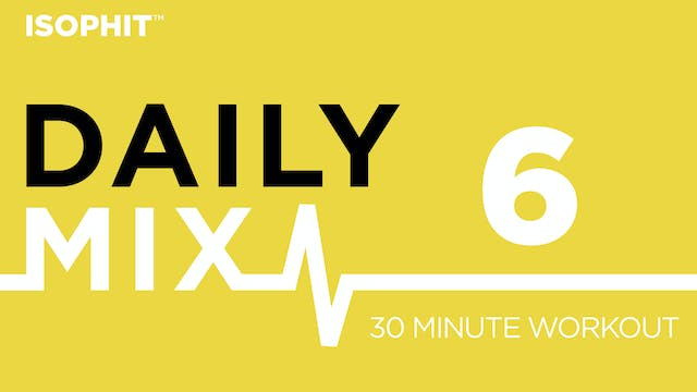 The Daily Mix #6 - Advanced