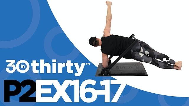 Side Plank [P2EX16-17]