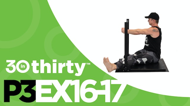 Seated Trunk Rotation [P3EX16-17]