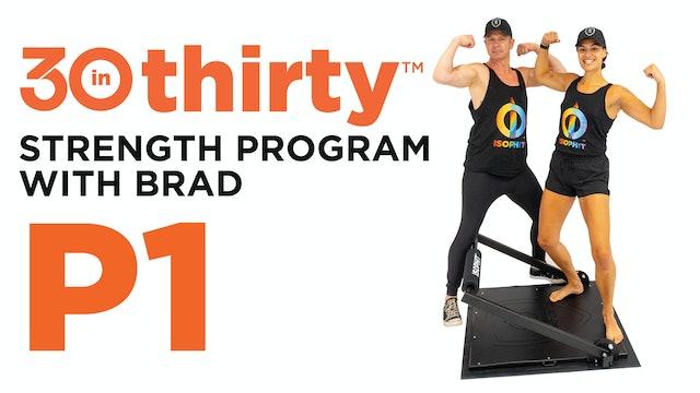Isophit™ Strength Training Program 1