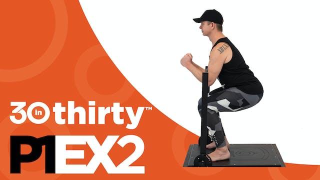 Zercher Squat [P1EX2]