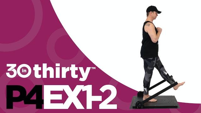 Hip Flexion [P4EX1-2]