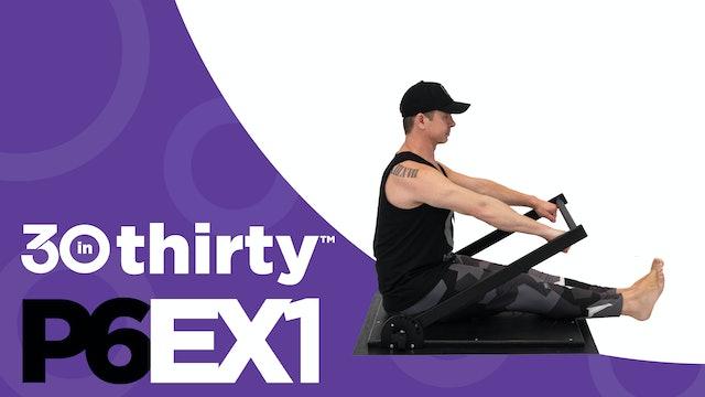 Seated Shoulder Abduction (P6EX1)