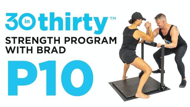 Isophit™ Strength Training Program 10