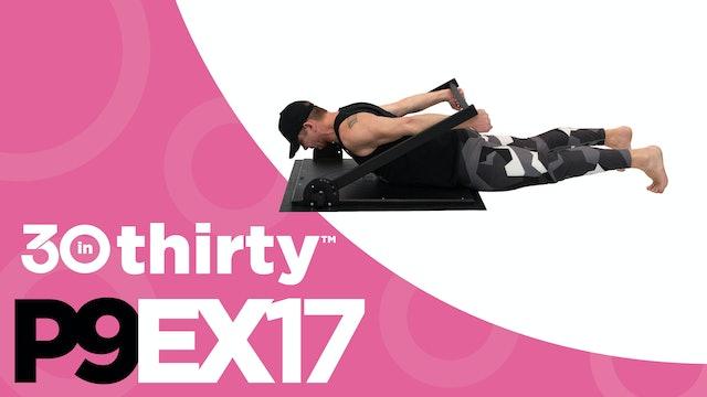 Prone Shoulder Extension (Neutral) [P9EX17]