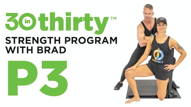 Isophit™ Strength Training Program 3