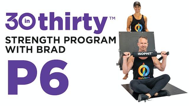 Isophit™ Strength Training Program 6