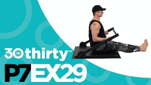 Seated External Shoulder Rotation [P7EX29]