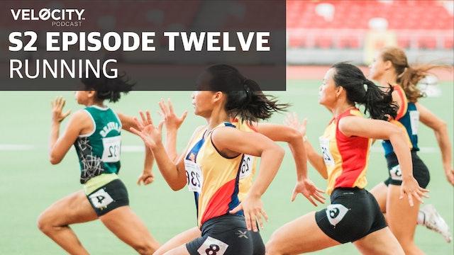 Zero Velocity Podcast #12 - Isometrics for Running
