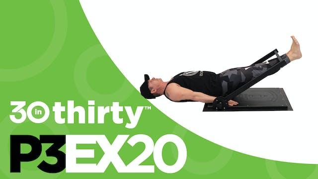 Hip Flexion [P3EX20]