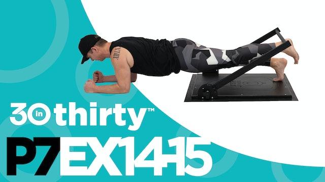 Runner's Plank [P7EX14-15]