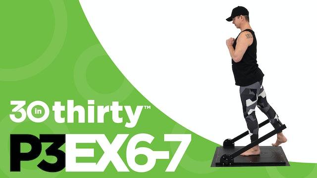 Prone Hip Extension [P3EX6-7]
