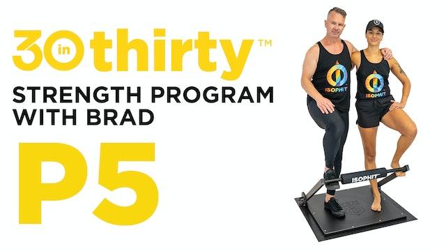 Isophit™ Strength Training Program 5