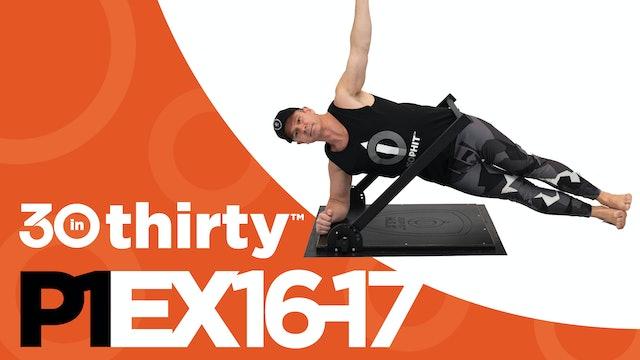 Side Plank [P1EX16-17]