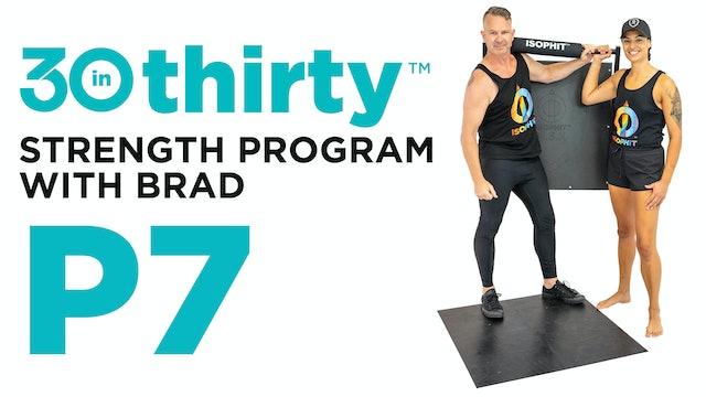 Isophit™ Strength Training Program 7