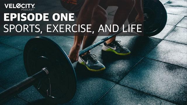 Zero Velocity #1 - Isometrics for Sport, Exercise, and Life