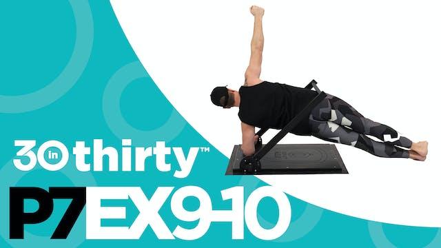 Side Plank [P7EX9-10]