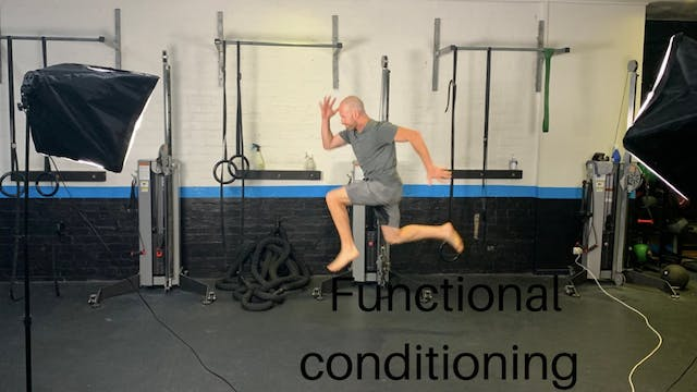 Functional Conditioning