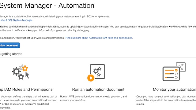 Remotely Run Commands on an EC2 Instance With AWS Systems Manager