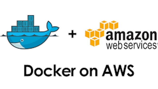Launch A Docker Container On A Single EC2 Instance