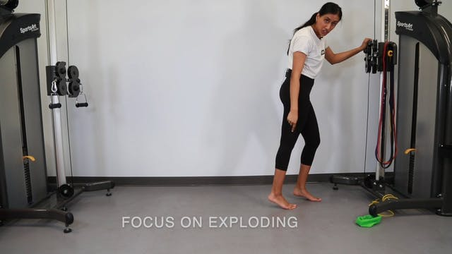 Ankle Mobility Series - Difficult Part 2
