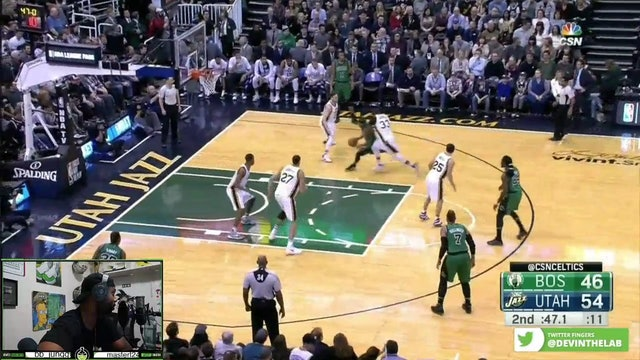 Isaiah Thomas Quarter Turn