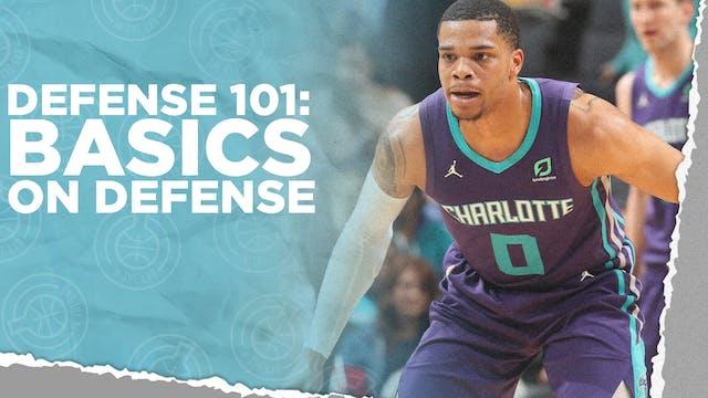 Basics on Defense
