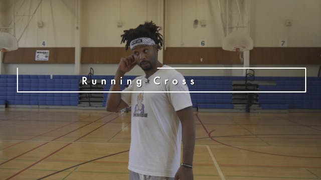 LVL 2 - Running Cross