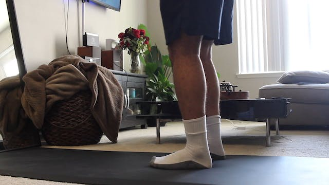 Ankle Mobility Part 2
